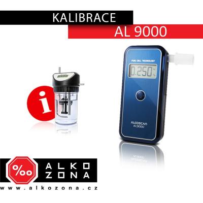 Kalibrace AL 9000