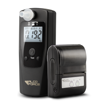 Alkohol Tester AlcoForce COBRA KIT