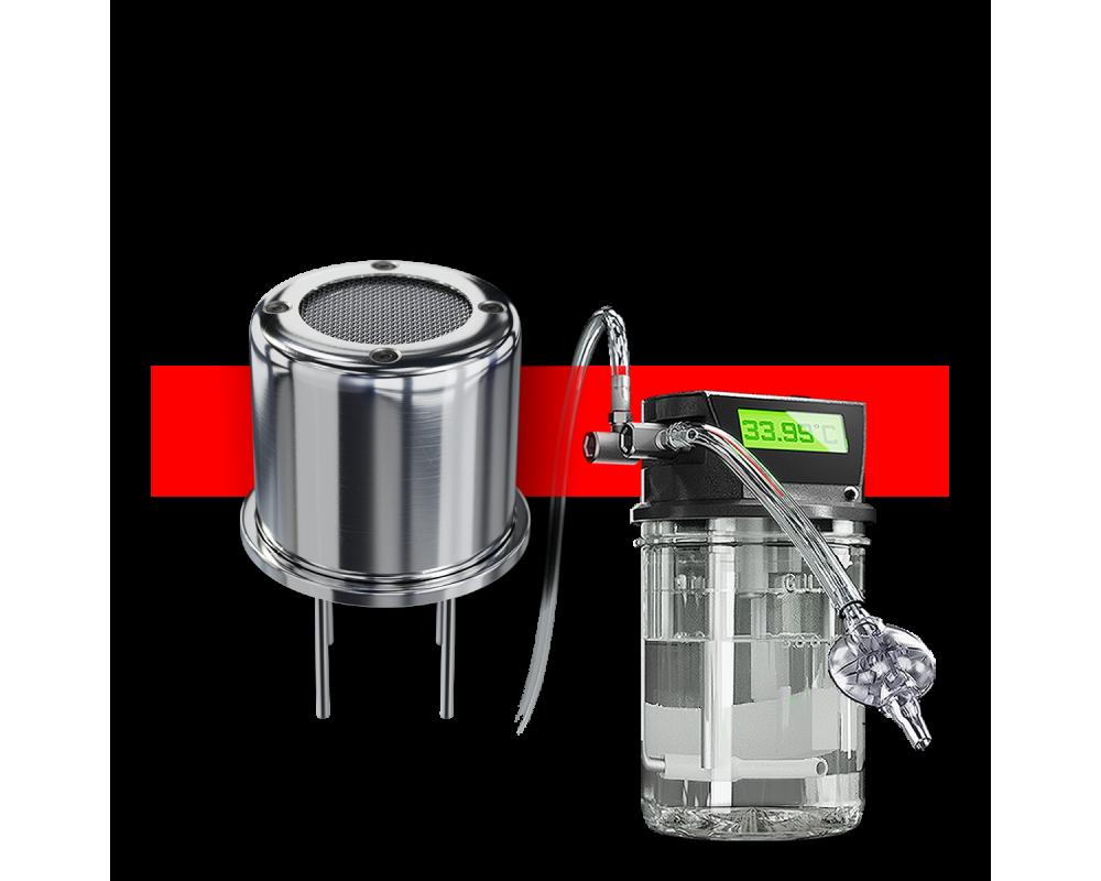 Kalibrace polovodičového alkohol testeru