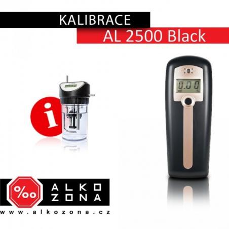 Kalibrace AL 2500 Black