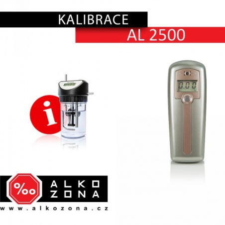 Kalibrace AL 2500