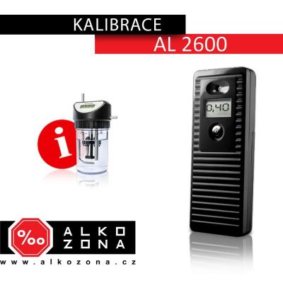 Kalibrace AL 2600
