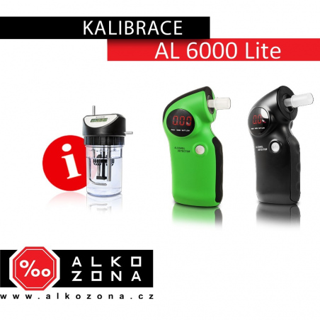 Kalibrace AL 6000 Lite
