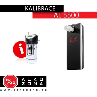 Kalibrace AL 5500