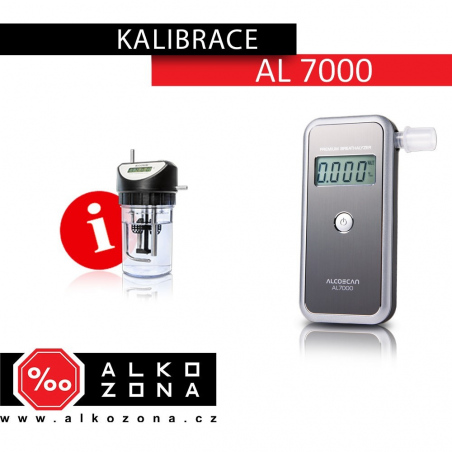 Kalibrace AL 7000