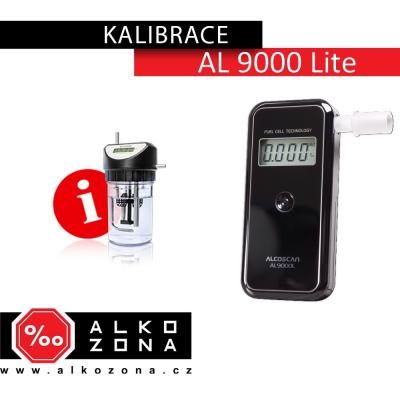 Kalibrace AL 9000 Lite