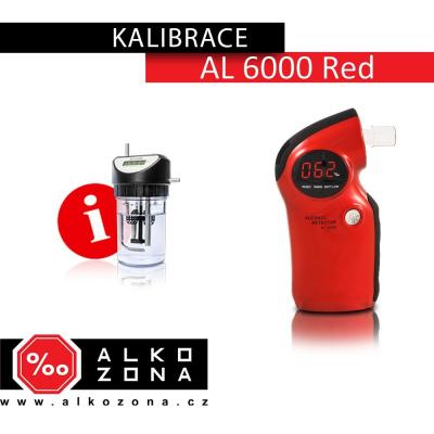 Kalibrace AL 6000 Red