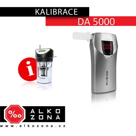 Kalibrace DA 5000