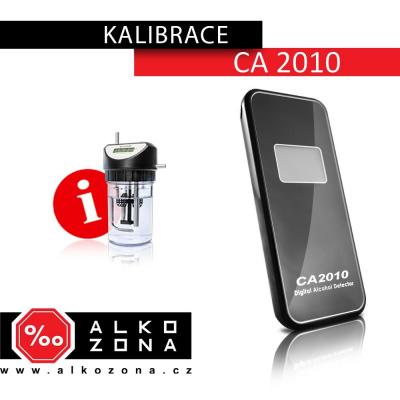 Kalibrace CA 2010